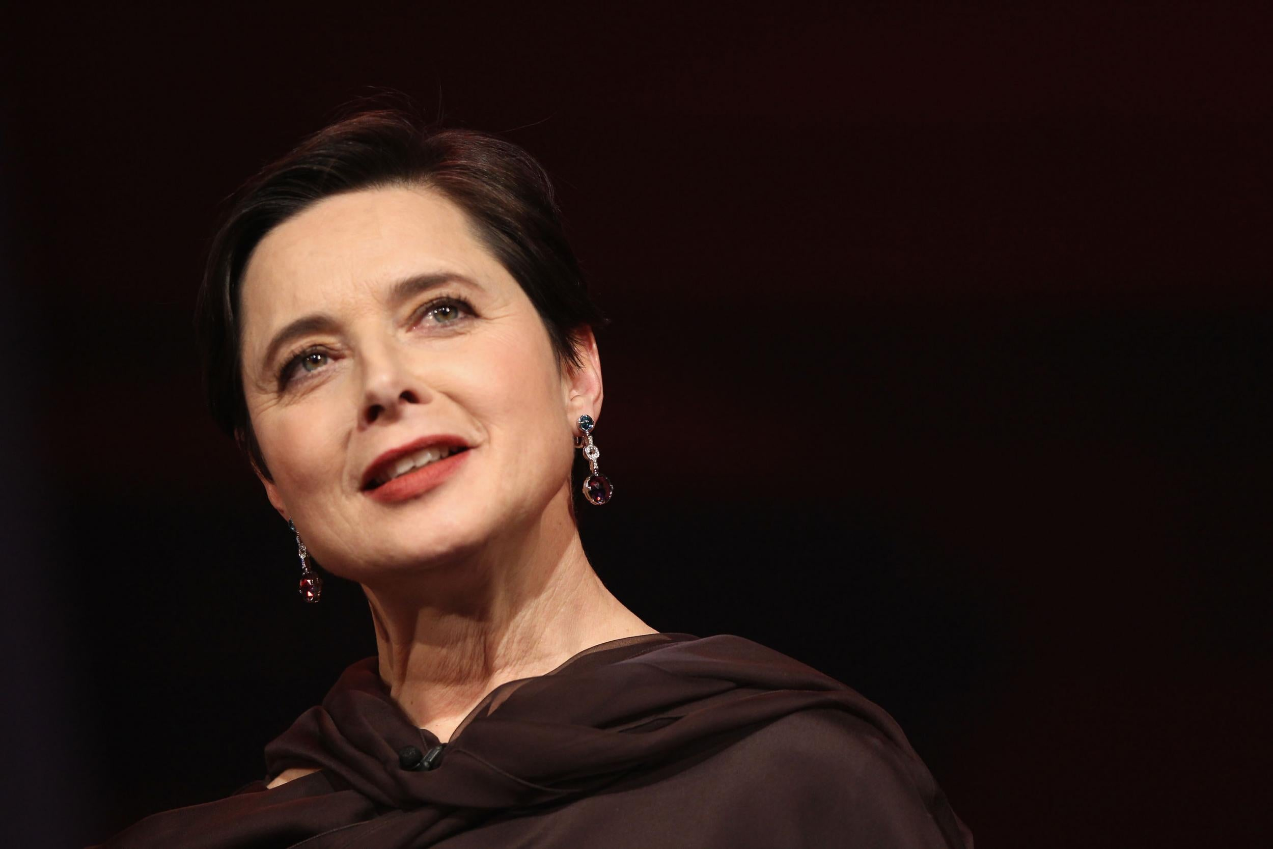 Isabella Rossellini on the worst age to work in Hollywood as a woman