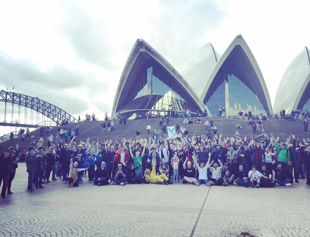 Image result for Sydney, Australia pokemon go