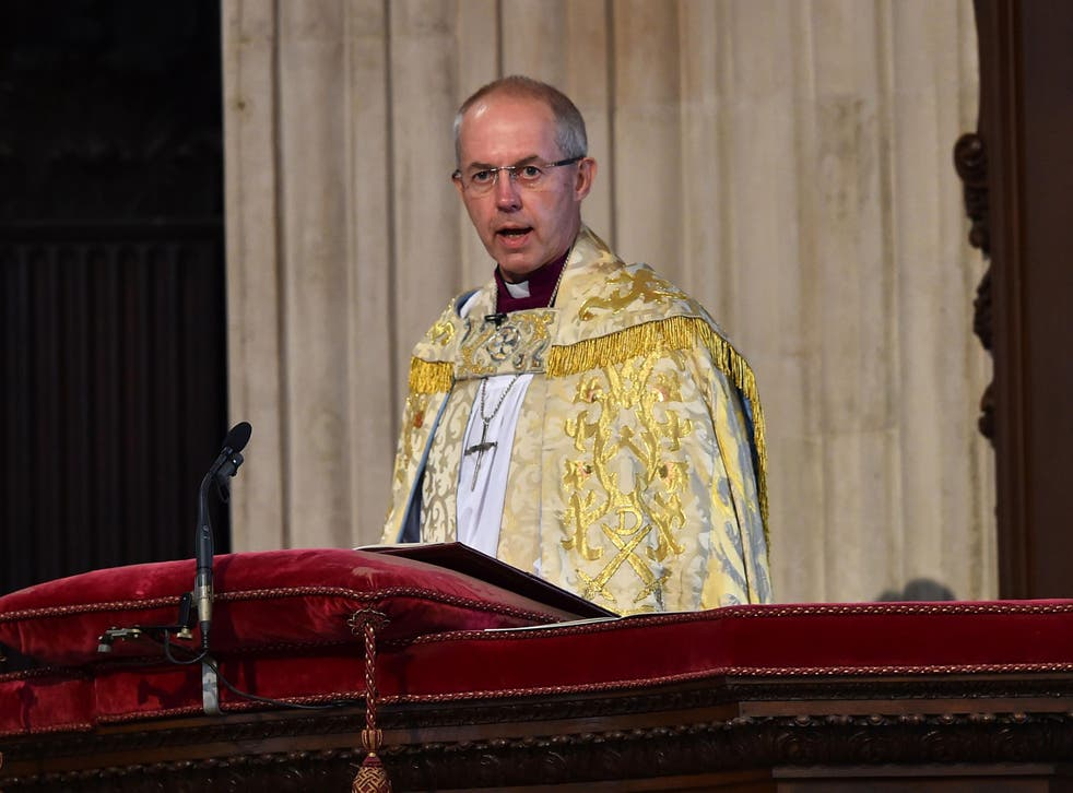 The Archbishop of Canterbury personally intervened to ask the anti-extremism law be changed
