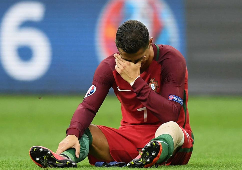 Cristiano Ronaldo feared the worst night of his Portugal career at Euro  2016 final - but it became the best 88823f4ac6cd0