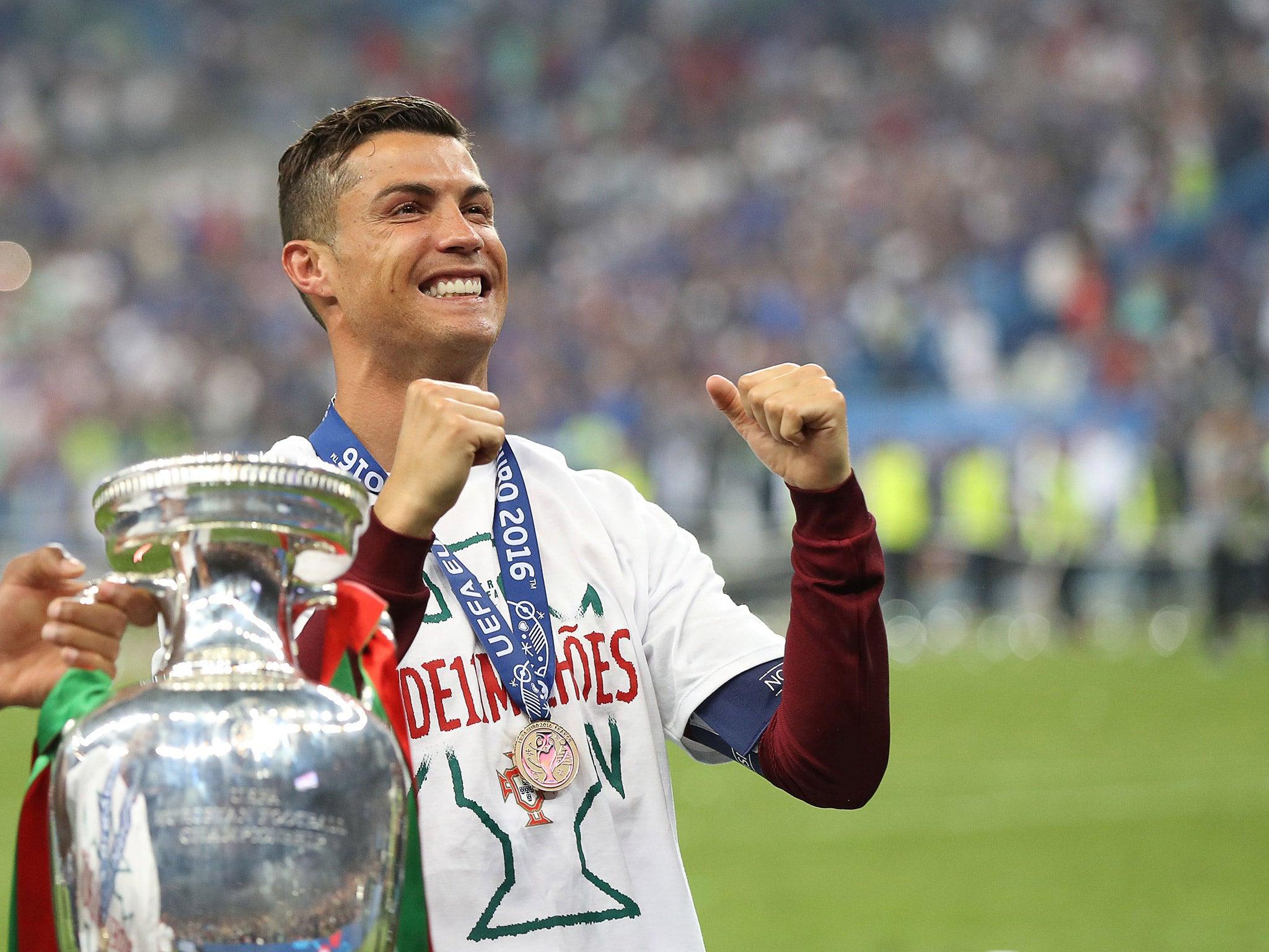 Cristiano Ronaldo Euro 2016 final win is for all of Portugal