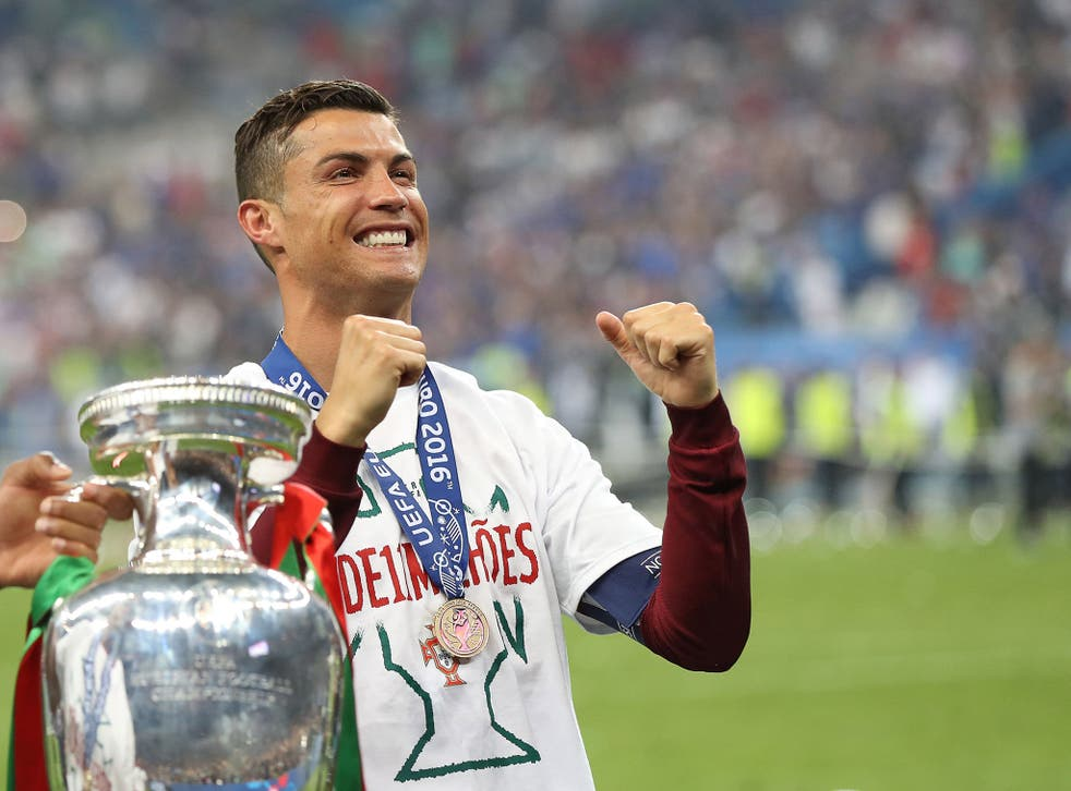 Cristiano Ronaldo has claimed the Euro 2016 final victory is for all the people of Portugal