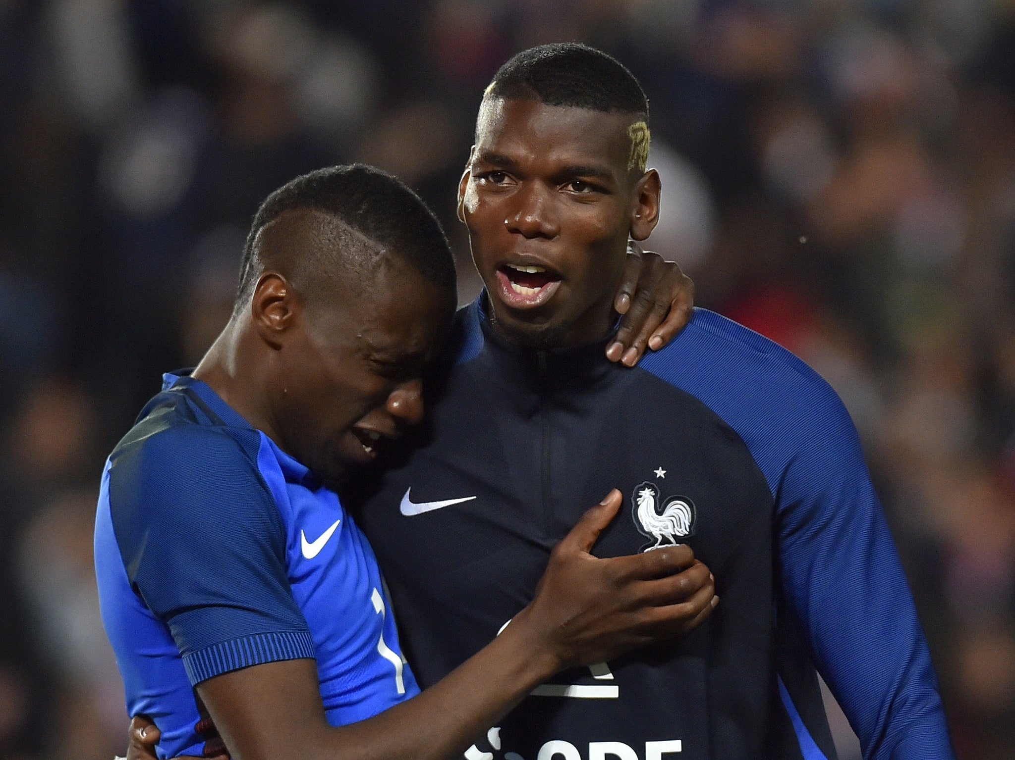 Manchester United transfer news Paul Pogba Blaise Matuidi
