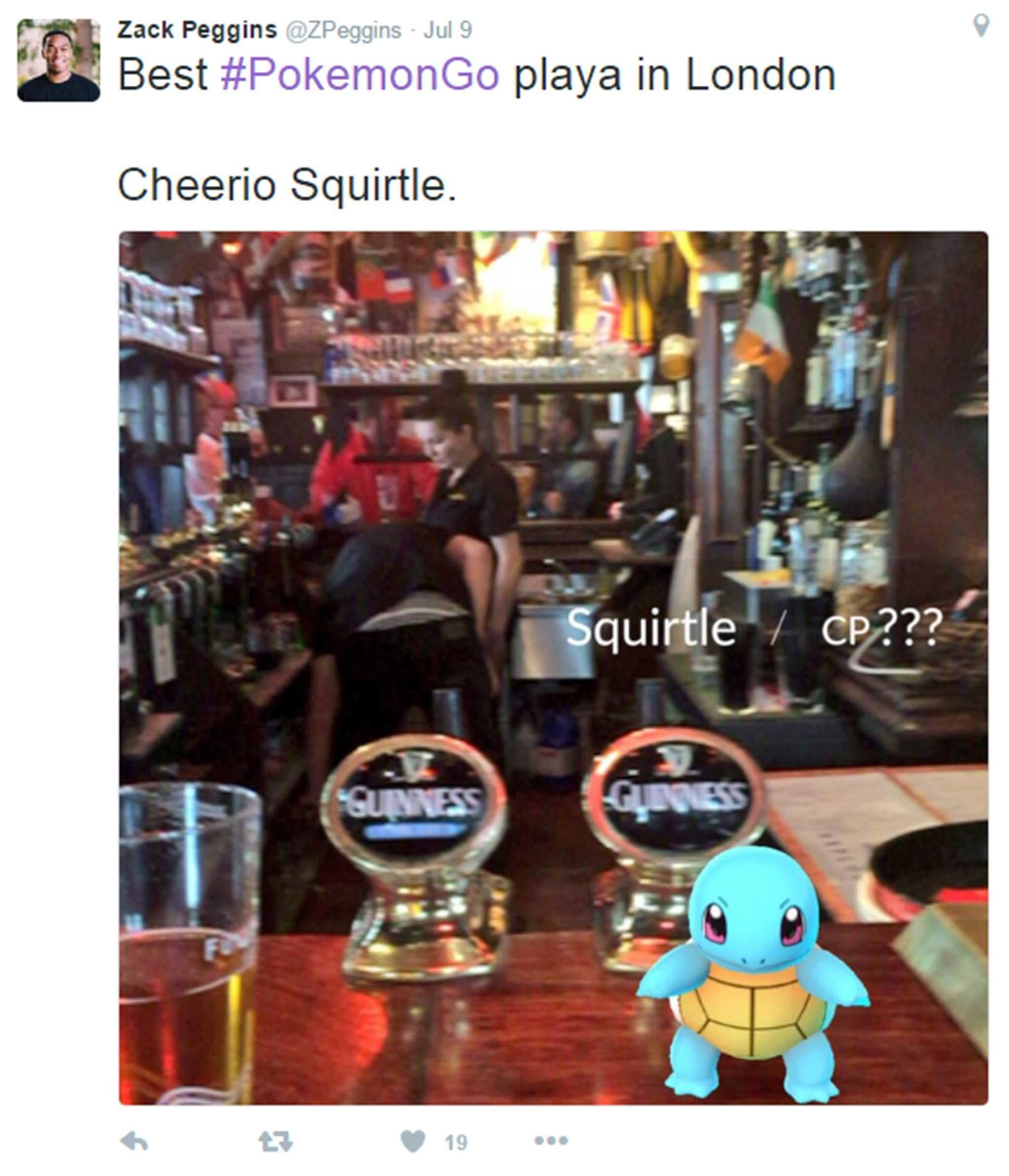 Pokémon Go beats porn on Google as game becomes easily one
