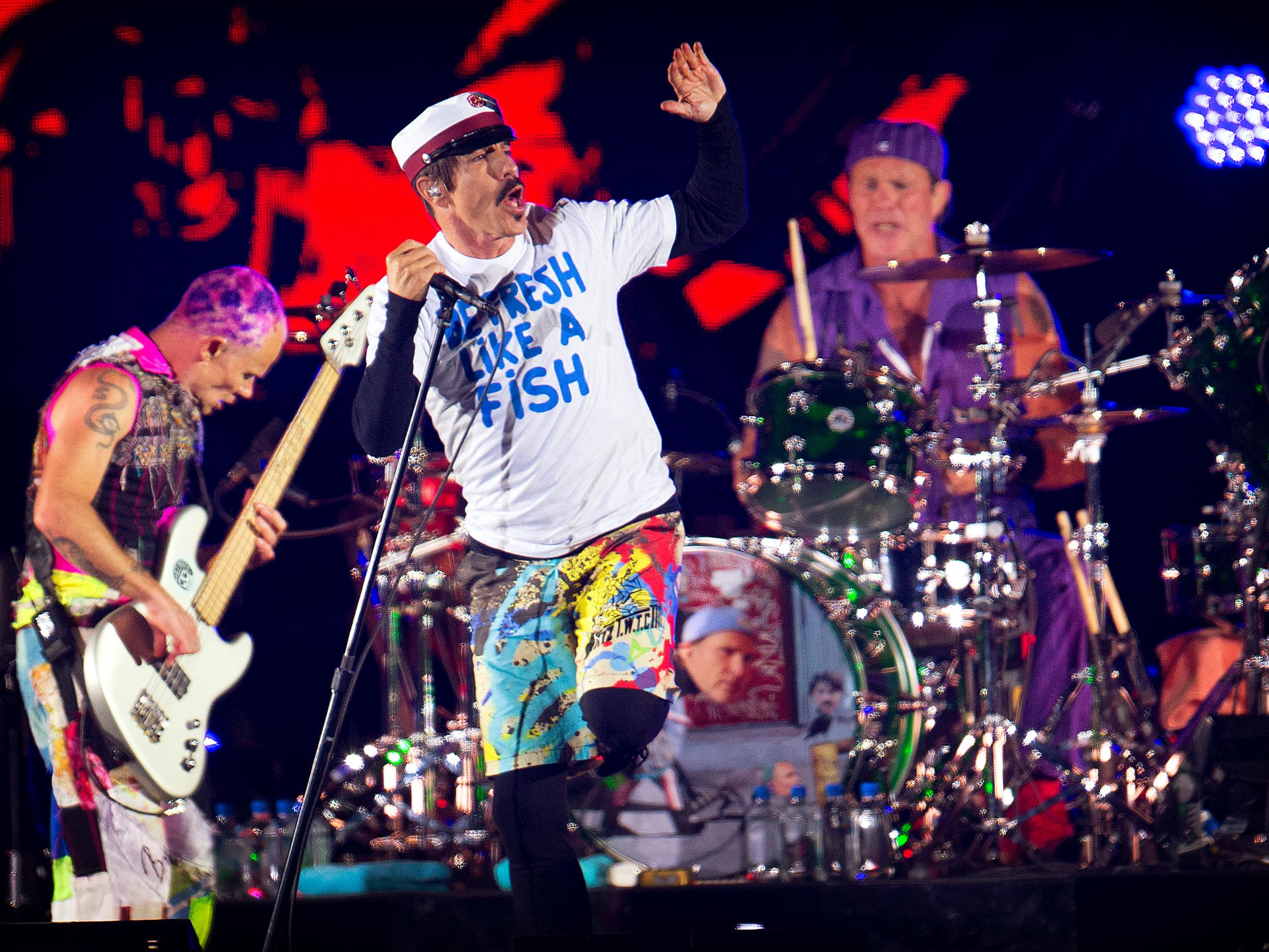 Image result for Red Hot Chili Peppers images