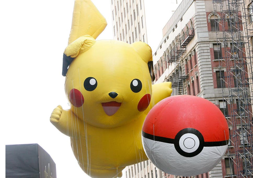 Pokemon Red Porn - Pokémon Go beats porn on Google as game becomes easily one ...