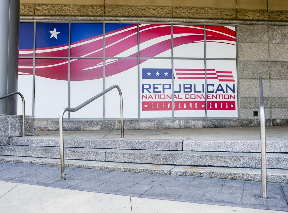 Republicans are finalising their 2016 election manifesto ahead of next week's GOP convention in Cleveland