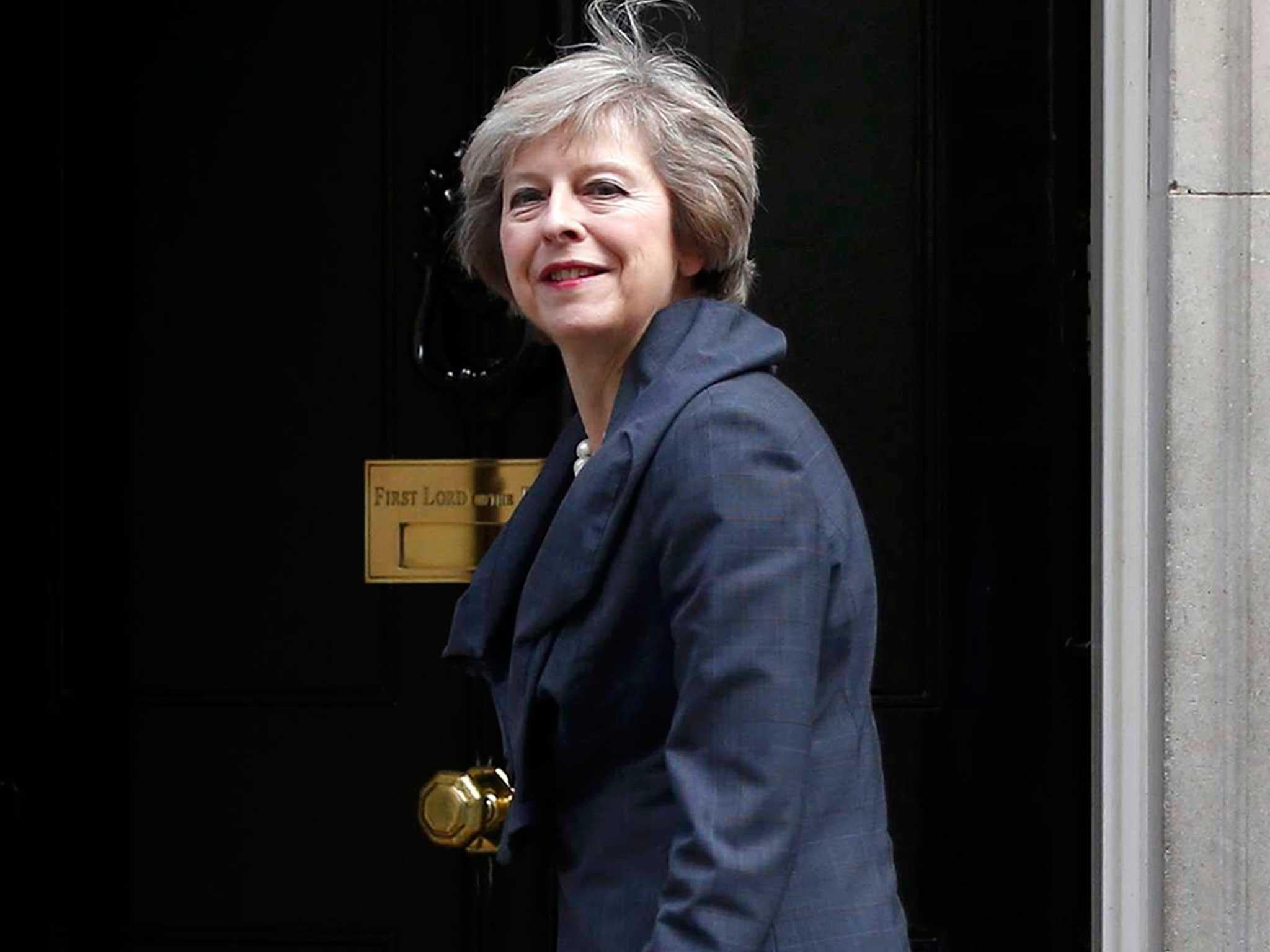 As a British Muslim, I'm terrified that Theresa May - winner of 2015's Islamophobe of the Year - is my new Prime Minister