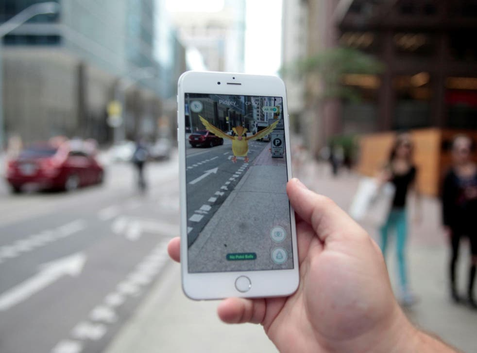 Pokemon Go launched in the US on 7 July