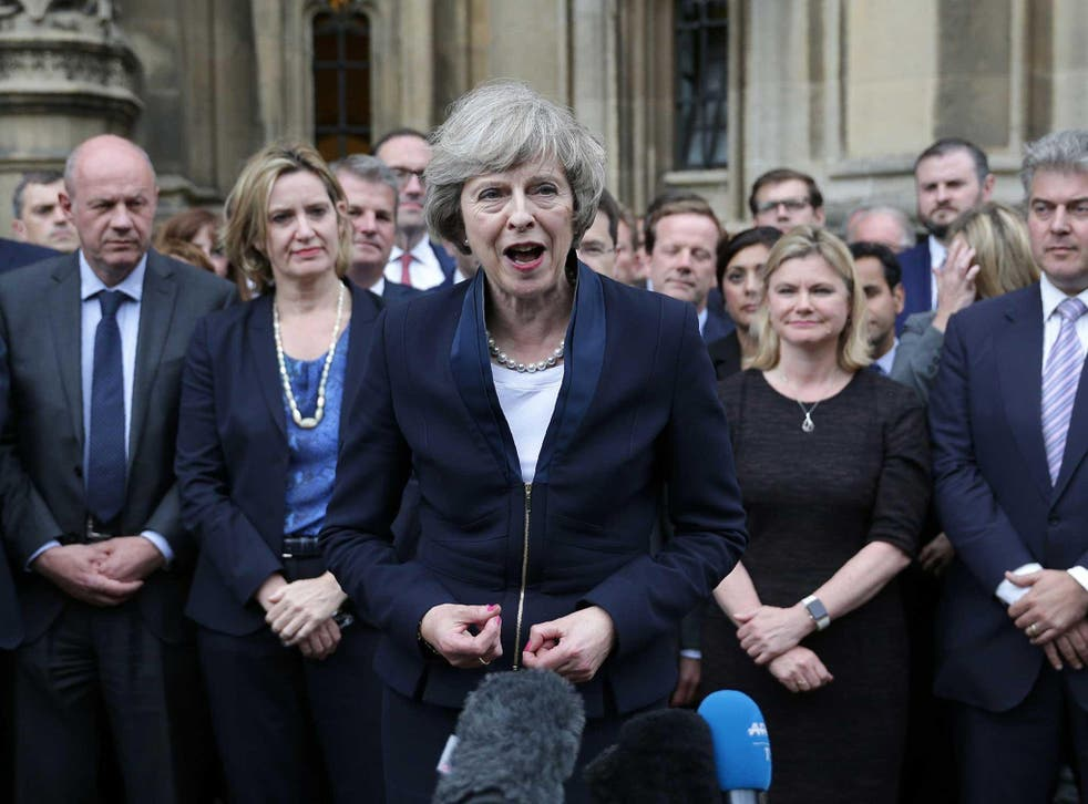 Theresa May will succeed David Cameron as Prime Minister on Wednesday