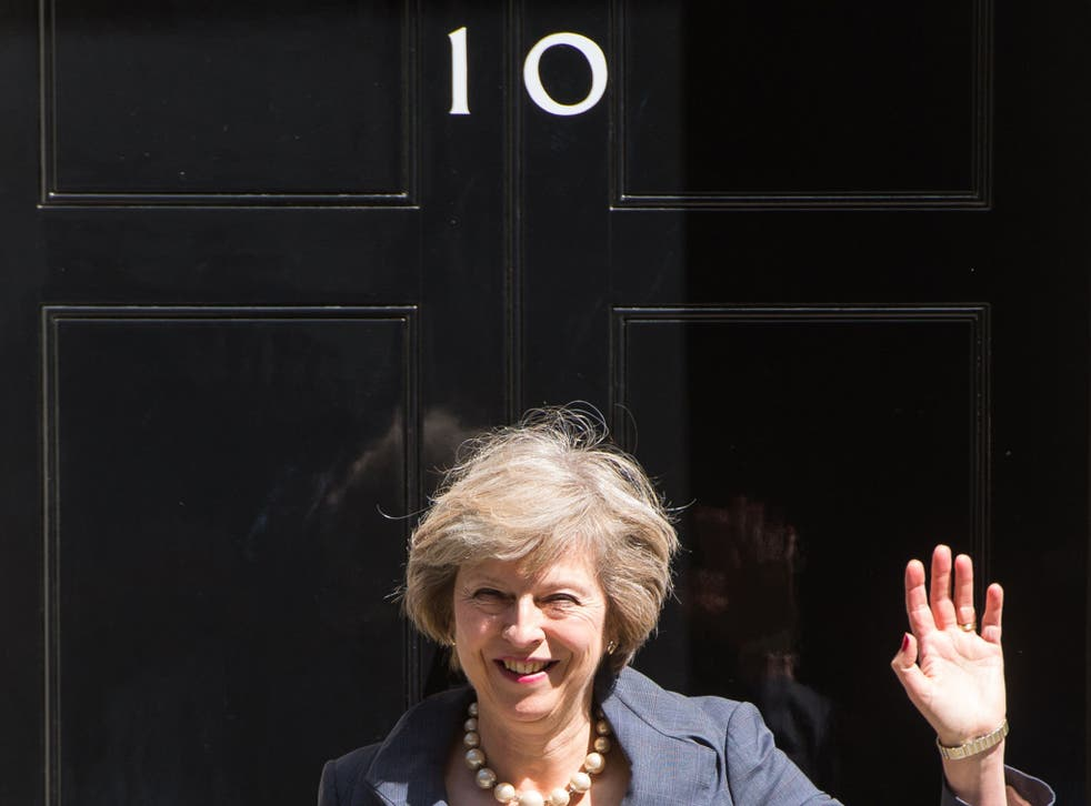 Theresa May has been MP for Maidenhead since 1997