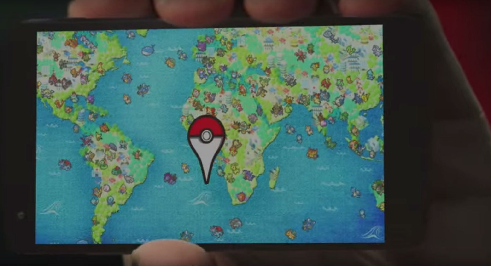 pokémon go started life as a google maps april fools joke  the independent. pokémon go started life as a google maps april fools joke  the