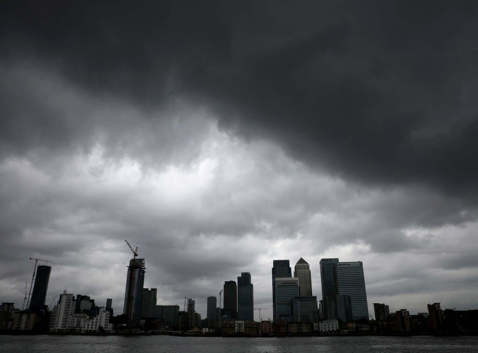 The global economy could be stuck in a cycle of low growth, the IMF has said