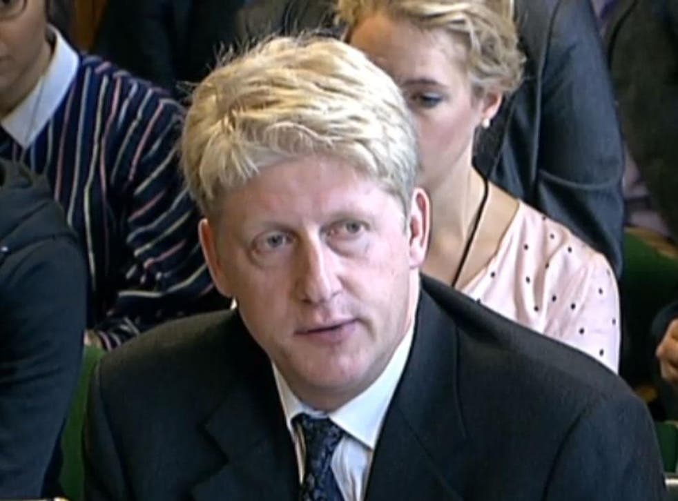 Jo Johnson, who campaigned to remain in the EU, was described as 'an outstanding minister for science'