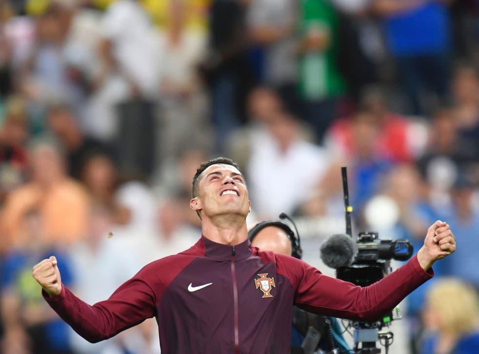 Ronaldo the Redeemer?