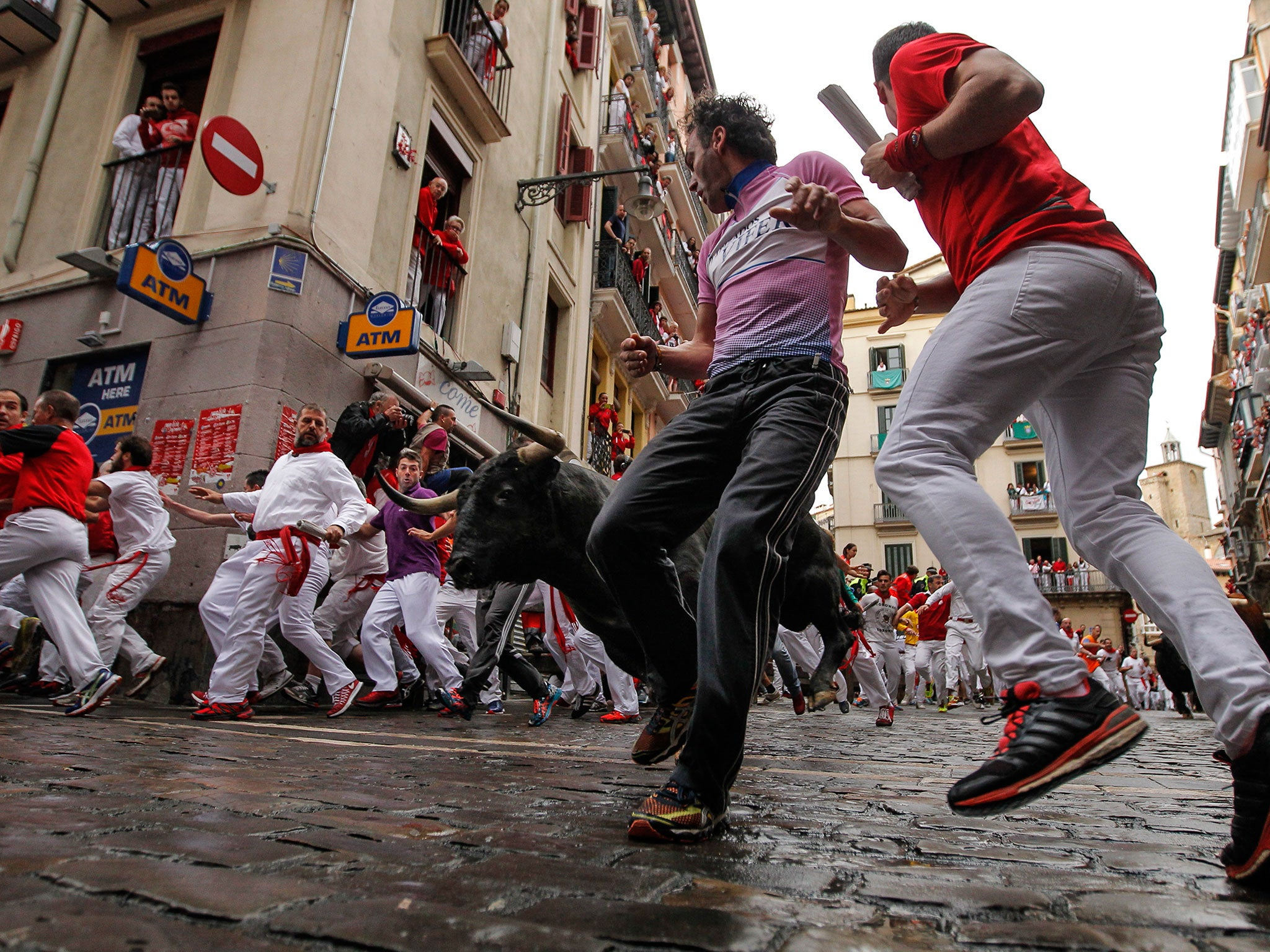 bullfighting in the sun also rises Bulls, bullfights, and bullfighters are central to the fiesta of san fermín in pamplona and, consequently, also central to ernest hemingway's novel the sun also rises.