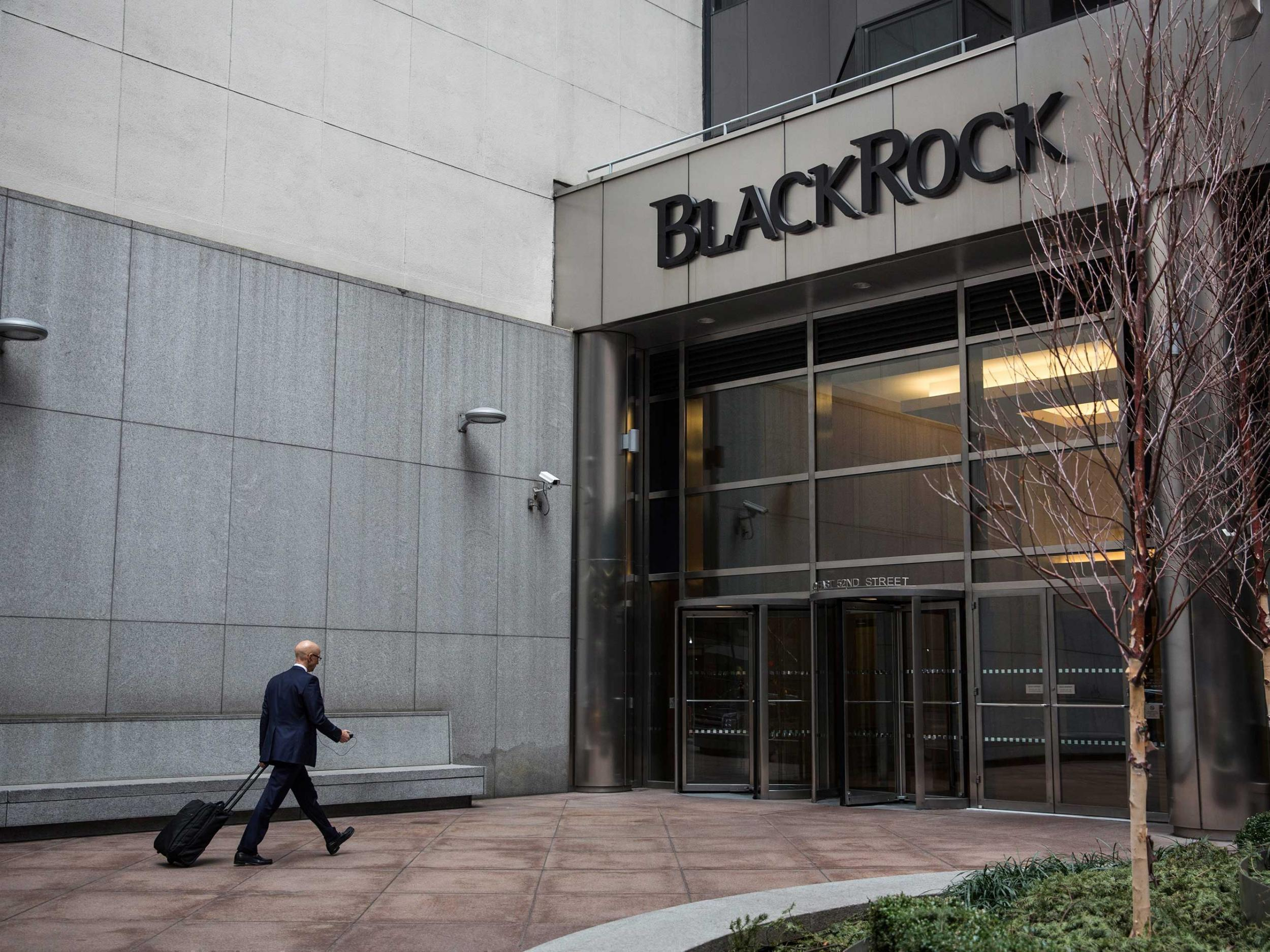 Bitcoin: BlackRock allows its funds to invest in bitcoin futures for first time