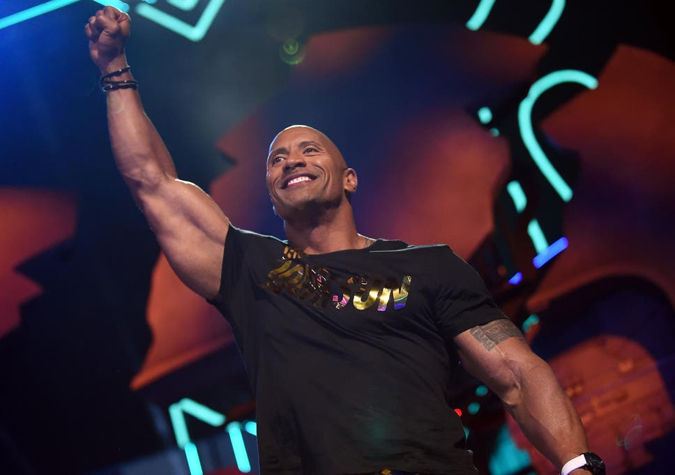 Dwayne The Rock Johnson Is Now The Highest Paid Actor In
