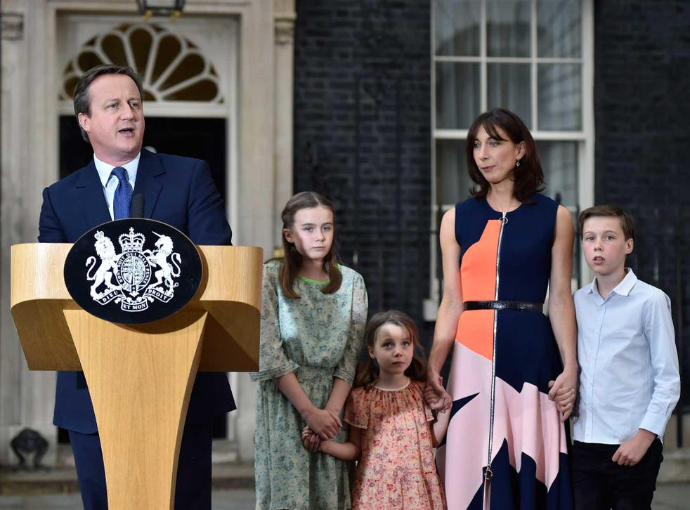 David Cameron is allowed to name candidates for special resignation honours as he leaves No 10