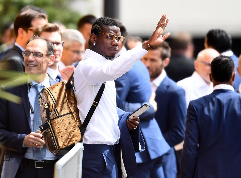 Real Madrid are believed to have scrapped a bid for Paul Pogba