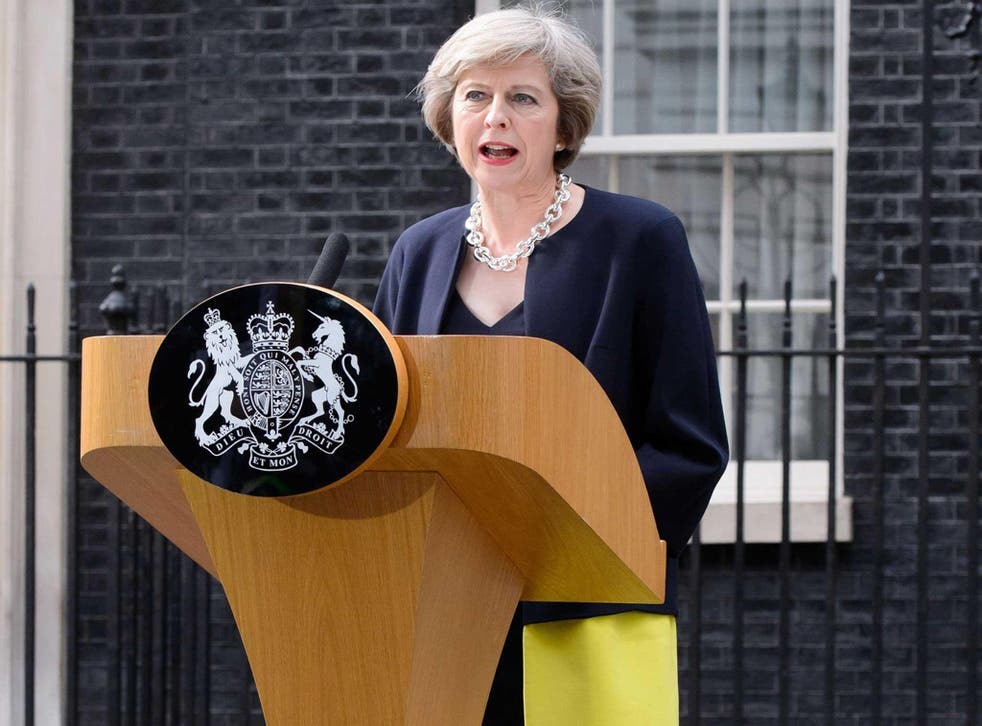 Prime Minister Theresa May took office on Wednesday afternoon and appointed her cabinet in the following 24 hours