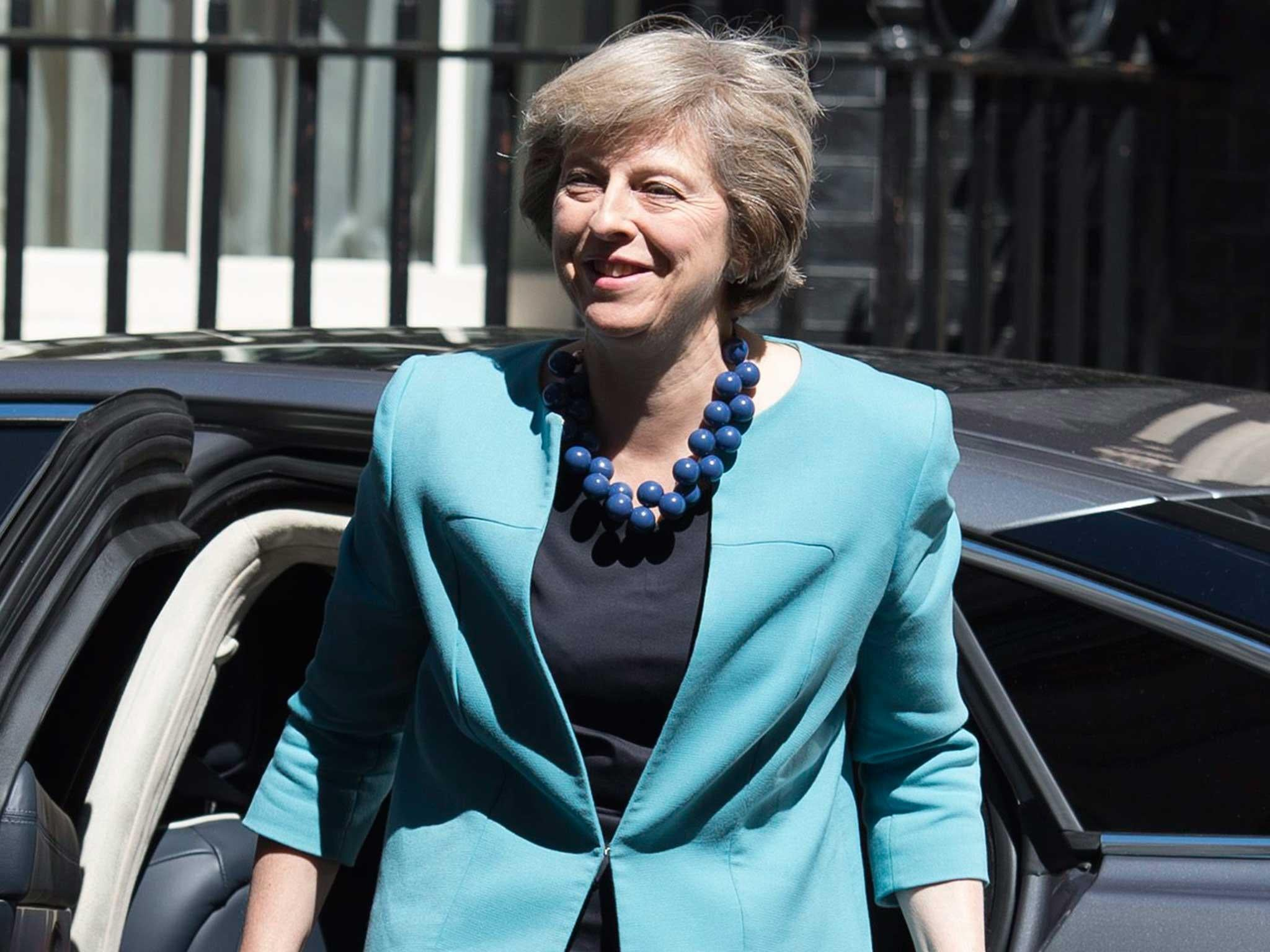 Theresa May reshuffle live: Andrea Leadsom heads Defra as Jeremy Hunt remains Health Secretary - latest news