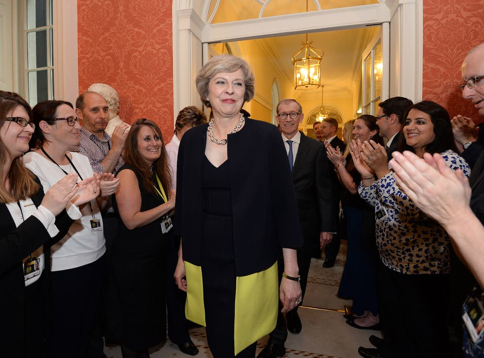 Theresa May has cut several prominent figures from the front bench