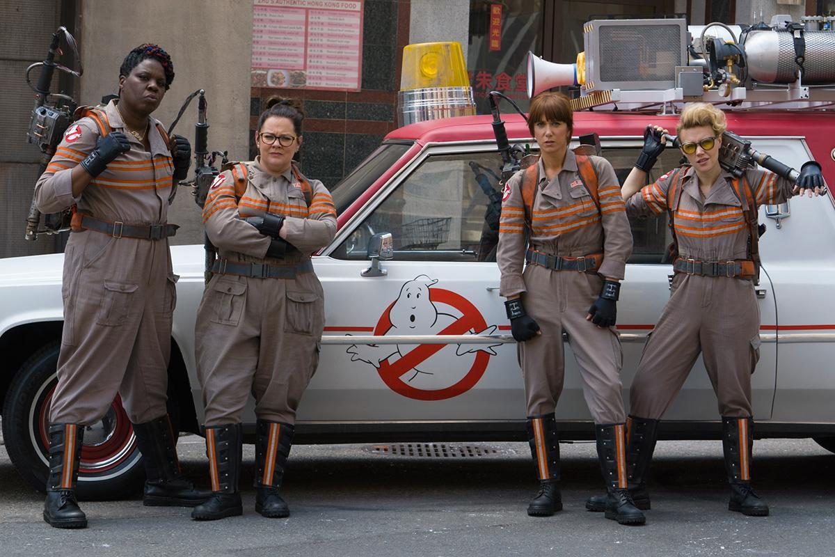 Ghostbusters: all-female reboot director would make sequel 'if anybody ever wanted it'