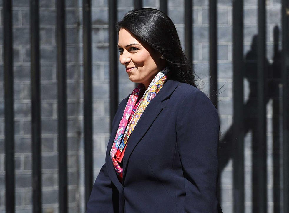 Priti Patel, the International Development Secretary, is among supporters of a 'hard Brexit' appointed to the committee