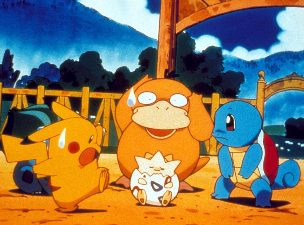 Nintendo owns a third of the Pokémon company which in turn holds the Pokémon franchise
