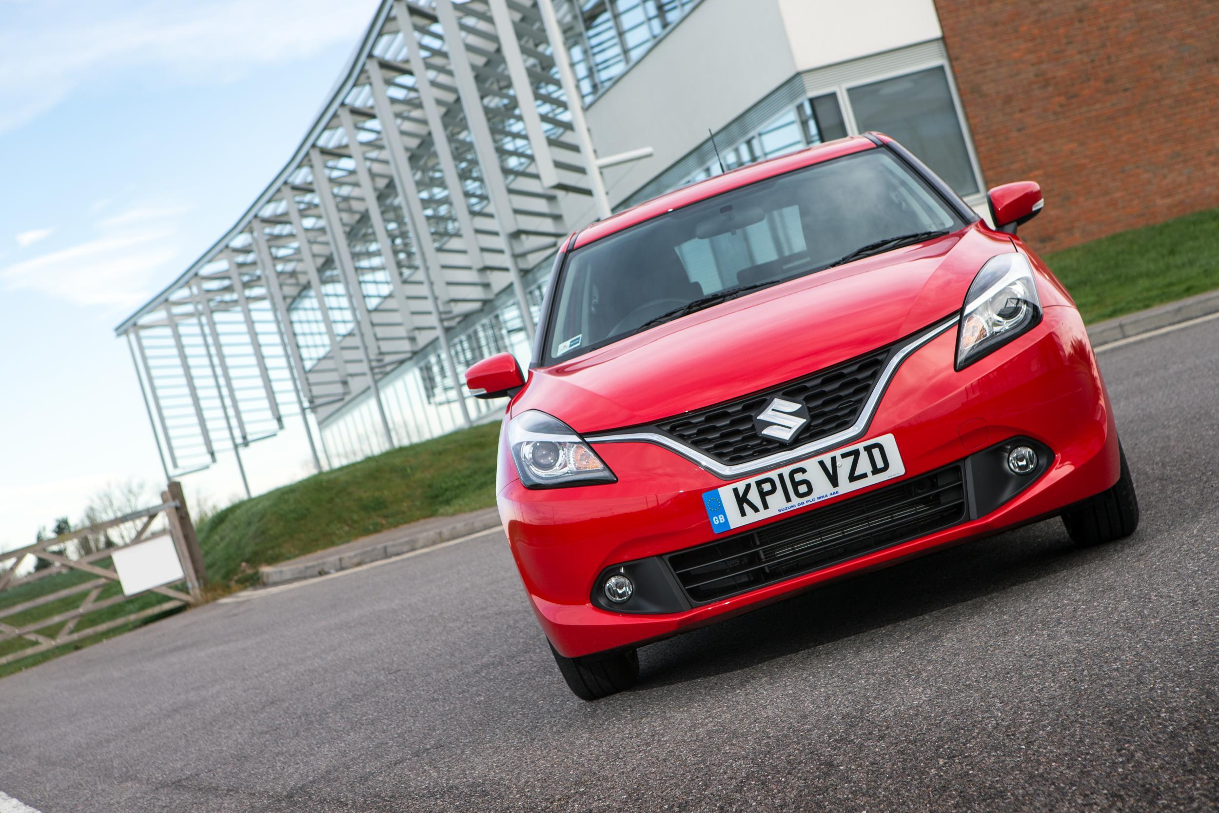 Car review: Suzuki Baleno is light, economical and lively | The ...