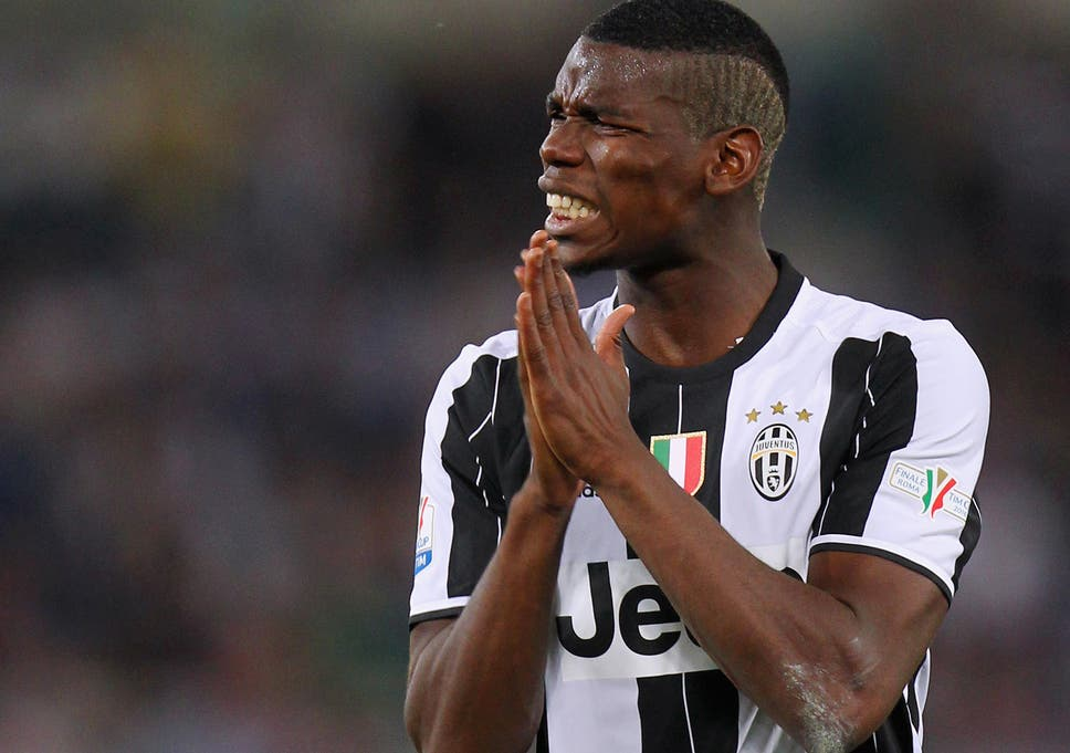 best service d2aa7 0b051 Paul Pogba to Manchester United: Real Madrid manager ...