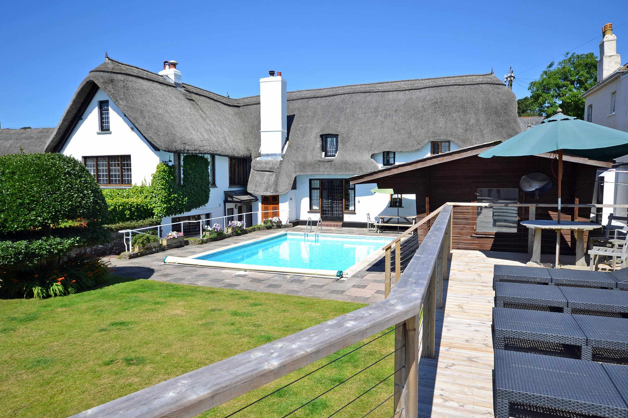 Incredible Britains Best Holiday Cottages With Pools The Independent Home Interior And Landscaping Palasignezvosmurscom