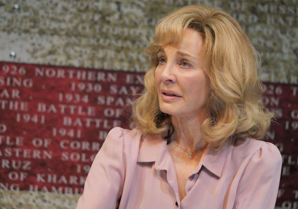 The Trial Of Jane Fonda Park Theatre Review Worthy And