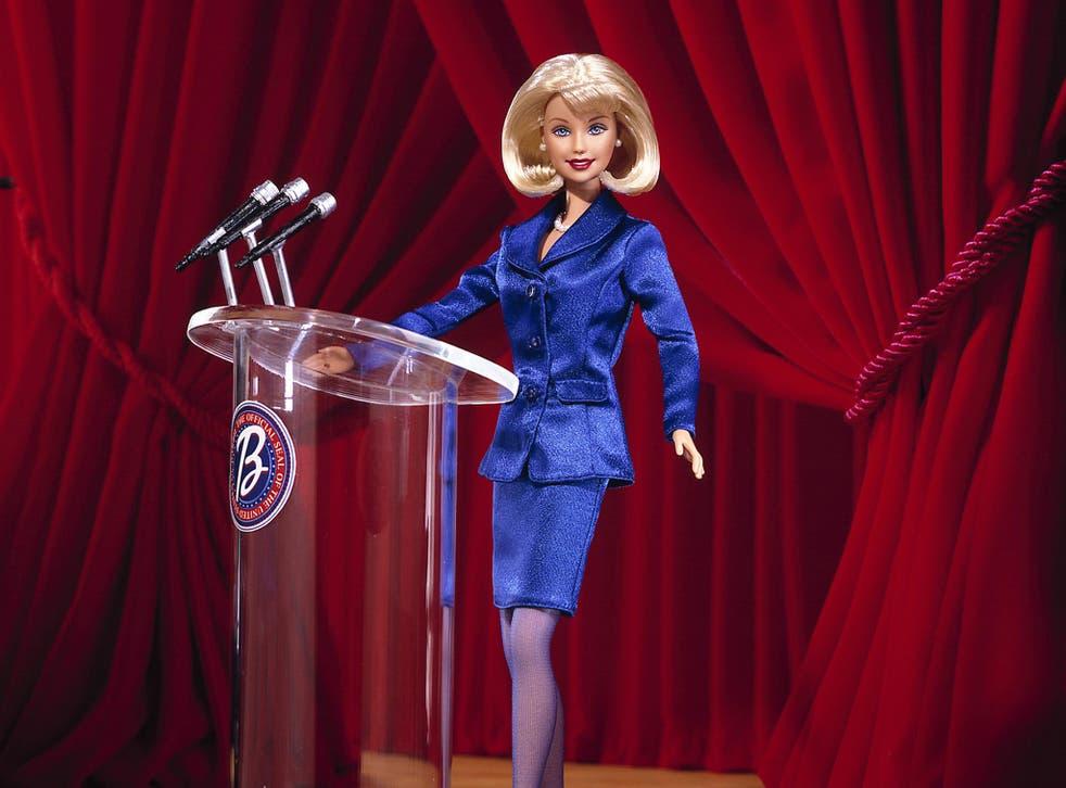 Barbie for President: Mattel makes Presidential Barbies for each American election