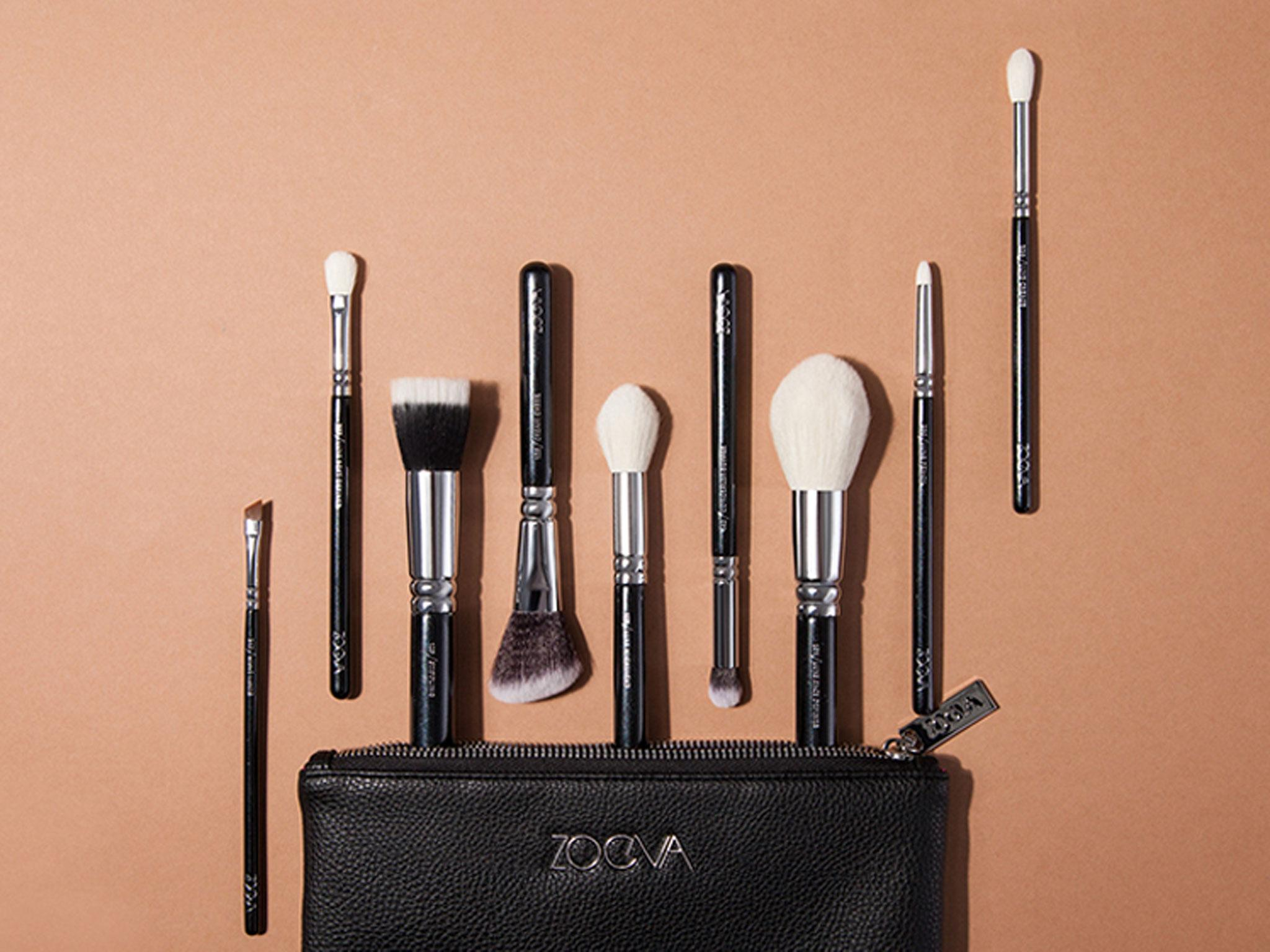 10 best make up brush sets the independent. Black Bedroom Furniture Sets. Home Design Ideas
