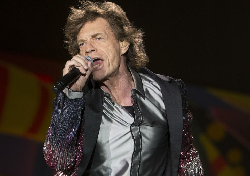 Sir Mick Jagger Has No Recollection Of Writing His 75 000 Word