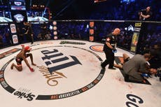 Read more  Page proves he's the MVP with stunning KO for Bellator 158 victory