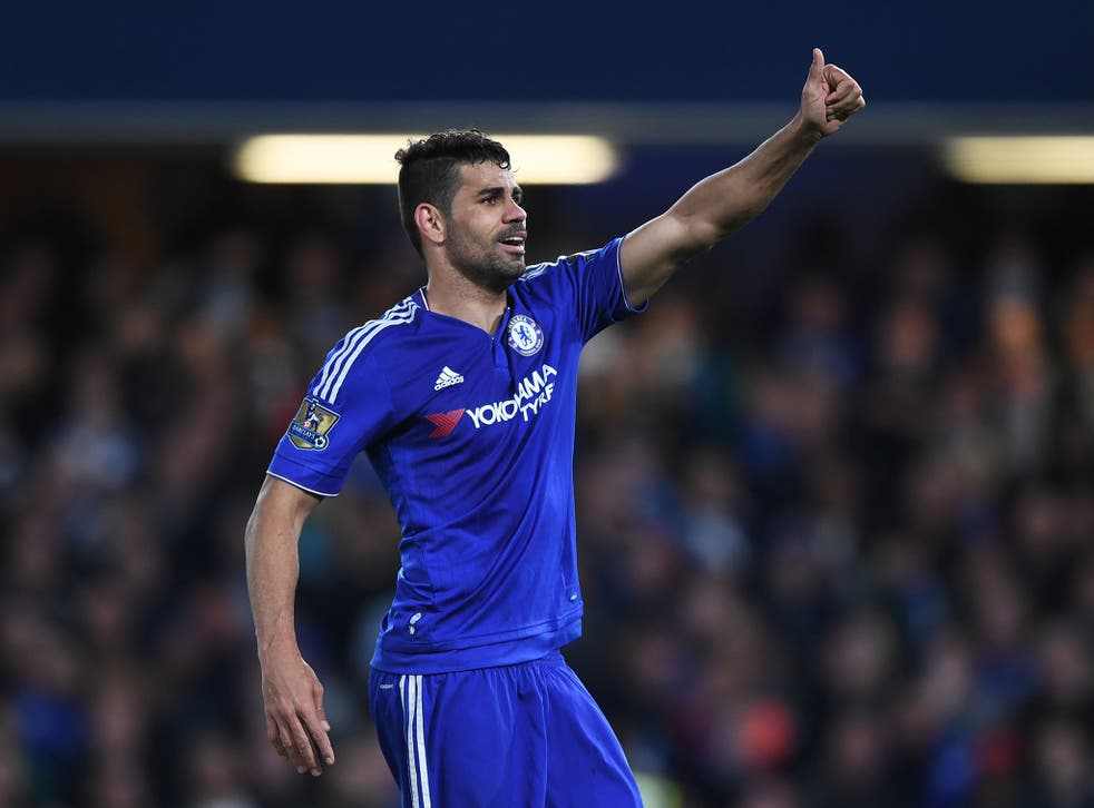 Could Costa's time at Chelsea be coming to an end?