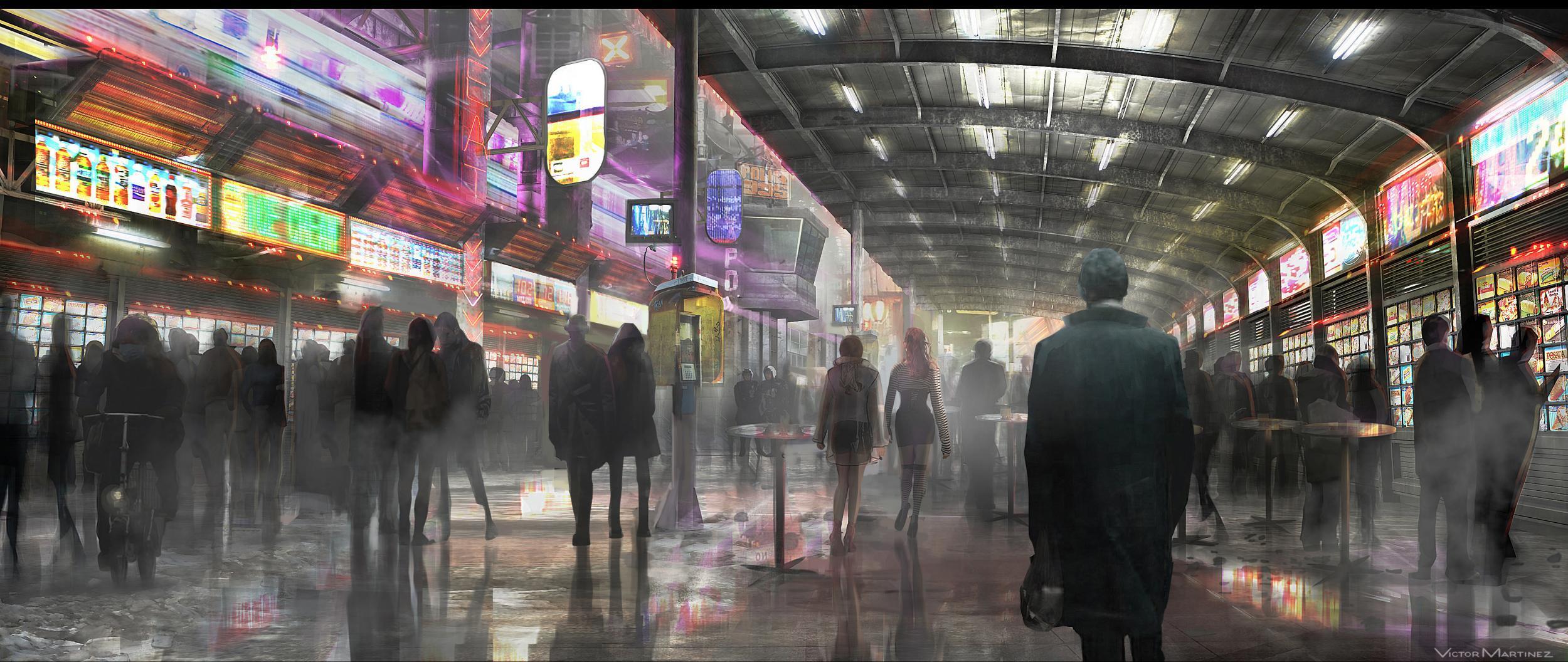 Blade Runner 2: First gloomy image released for long-awaited sequel