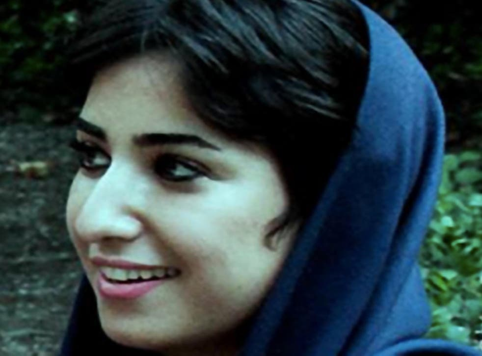Iranian artist Atena Farghadani is humble about the impact of her political works