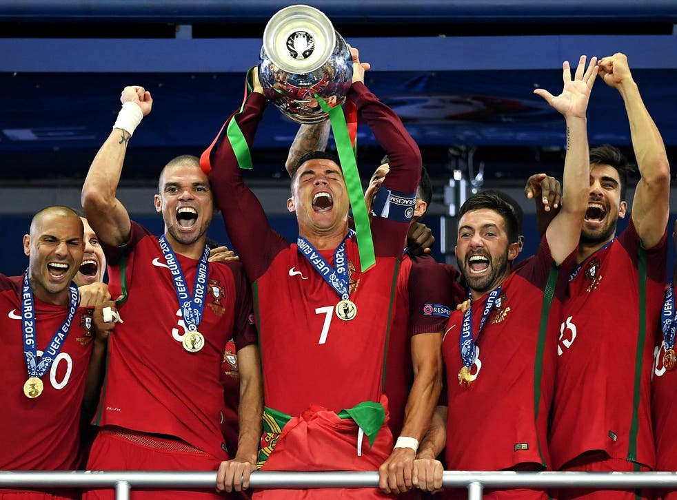 More than 4,100 people were arrested in an investigation into illegal betting during Euro 2016, which was won by Portugal