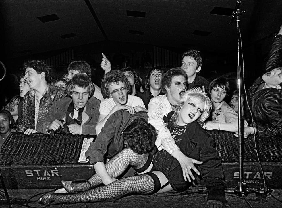 Militant Entertainment Tour, West Runton Pavilion, Norfolk (all photographs by Syd Shelton, courtesy of Autograph ABP)