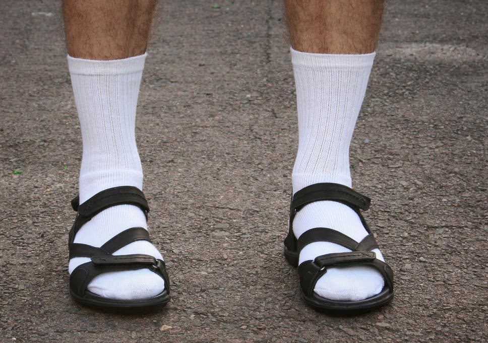 0a5a6d70589 Socks and sandals  The unlikely hottest new trend in men s fashion ...