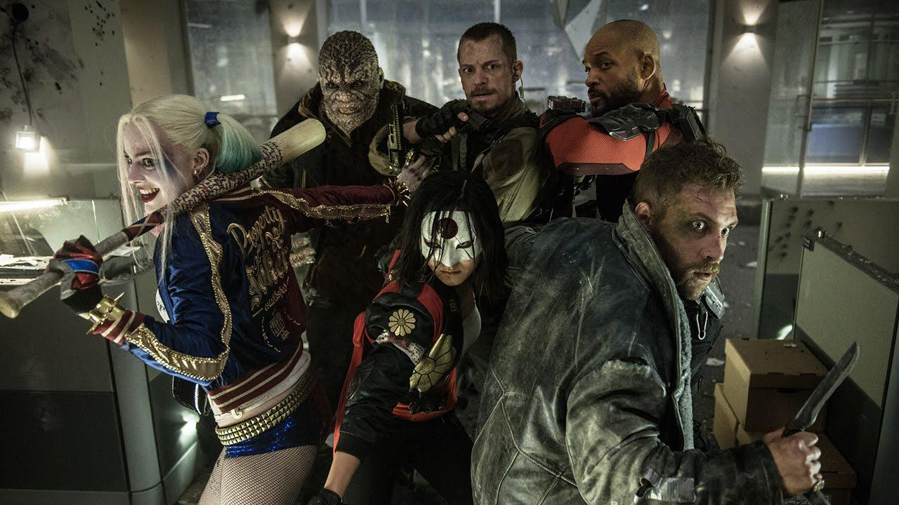 Suicide Squad review: 'It's nowhere near nasty enough'
