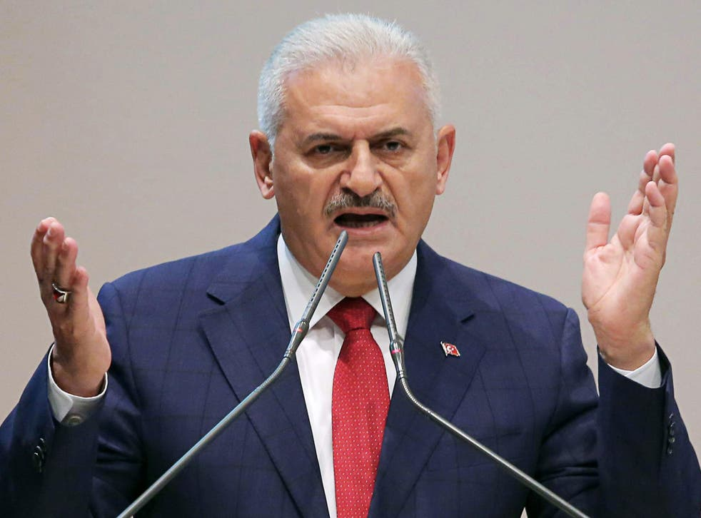 The order from Turkish Prime Minister Binali Yildirim said annual leave had been suspended until further notice
