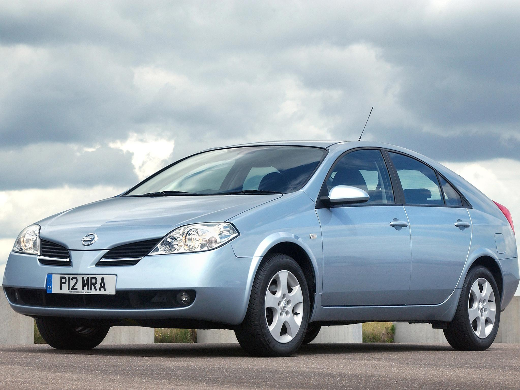 Car Choice: The Nissan Primera is the ideal alternative to the ...