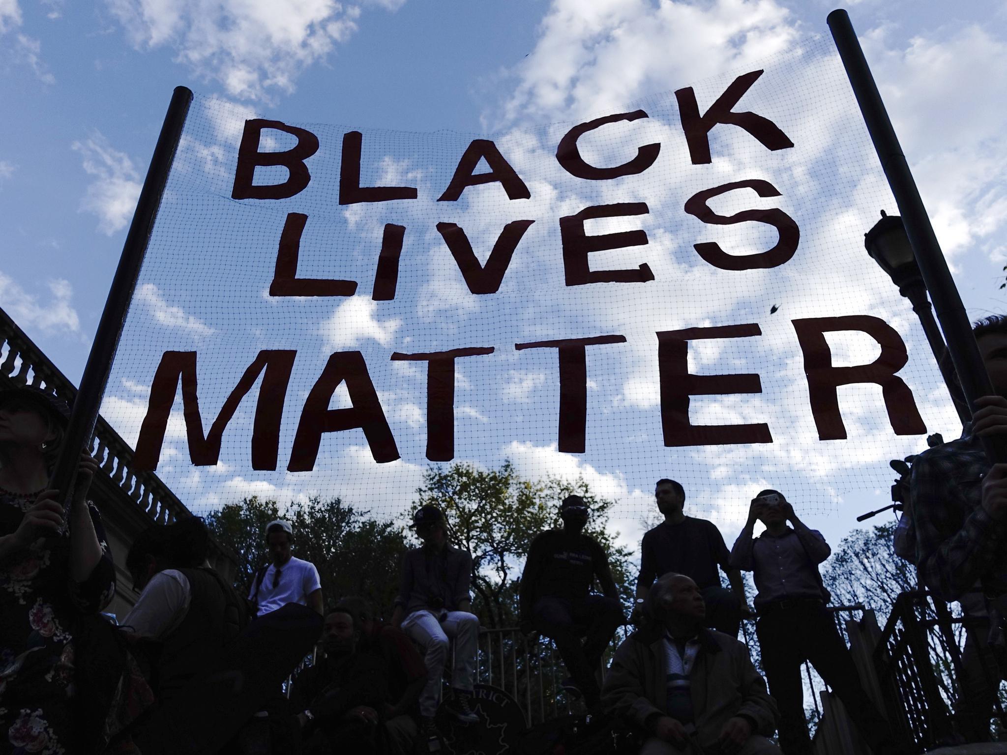 President Barack Obama rejects petition to designate Black Lives Matter as a terrorist organisation