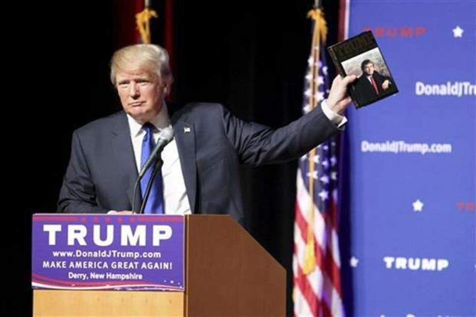 Donald trumps ghost writer says he put lipstick on a pig to make mr trump has touted the book as proof of his business acumen fandeluxe Choice Image