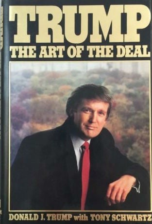 Donald trumps ghost writer says he put lipstick on a pig to make amazon fandeluxe Choice Image
